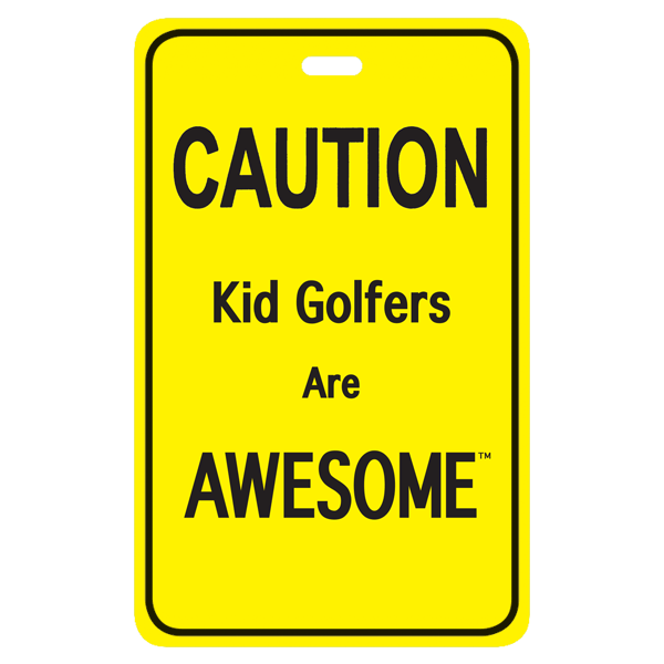 Kid Golfers Are Awesome
