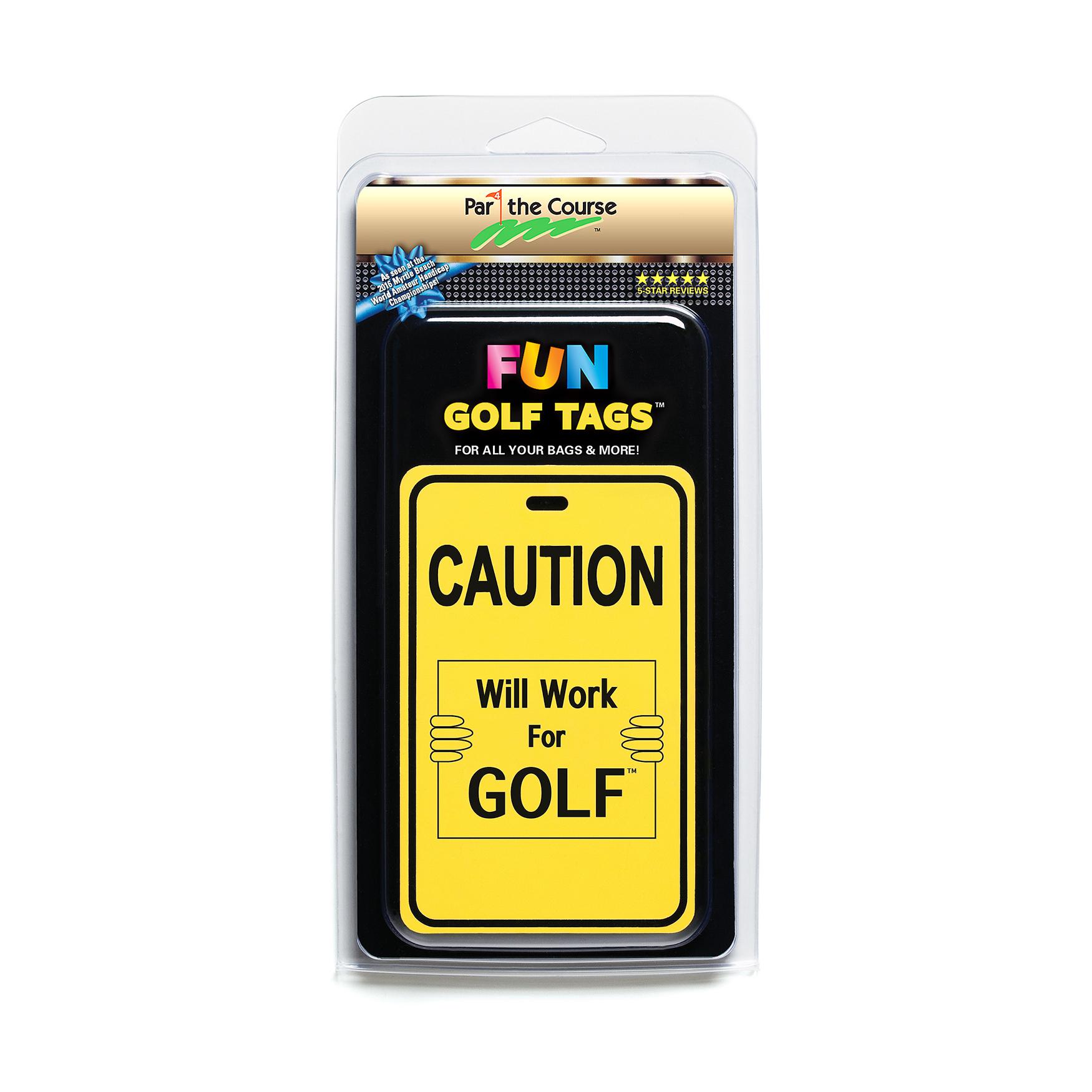 Funny Golf Tag