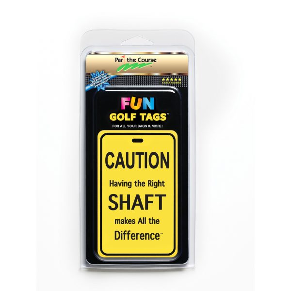 CAUTION: Having The Right Shaft