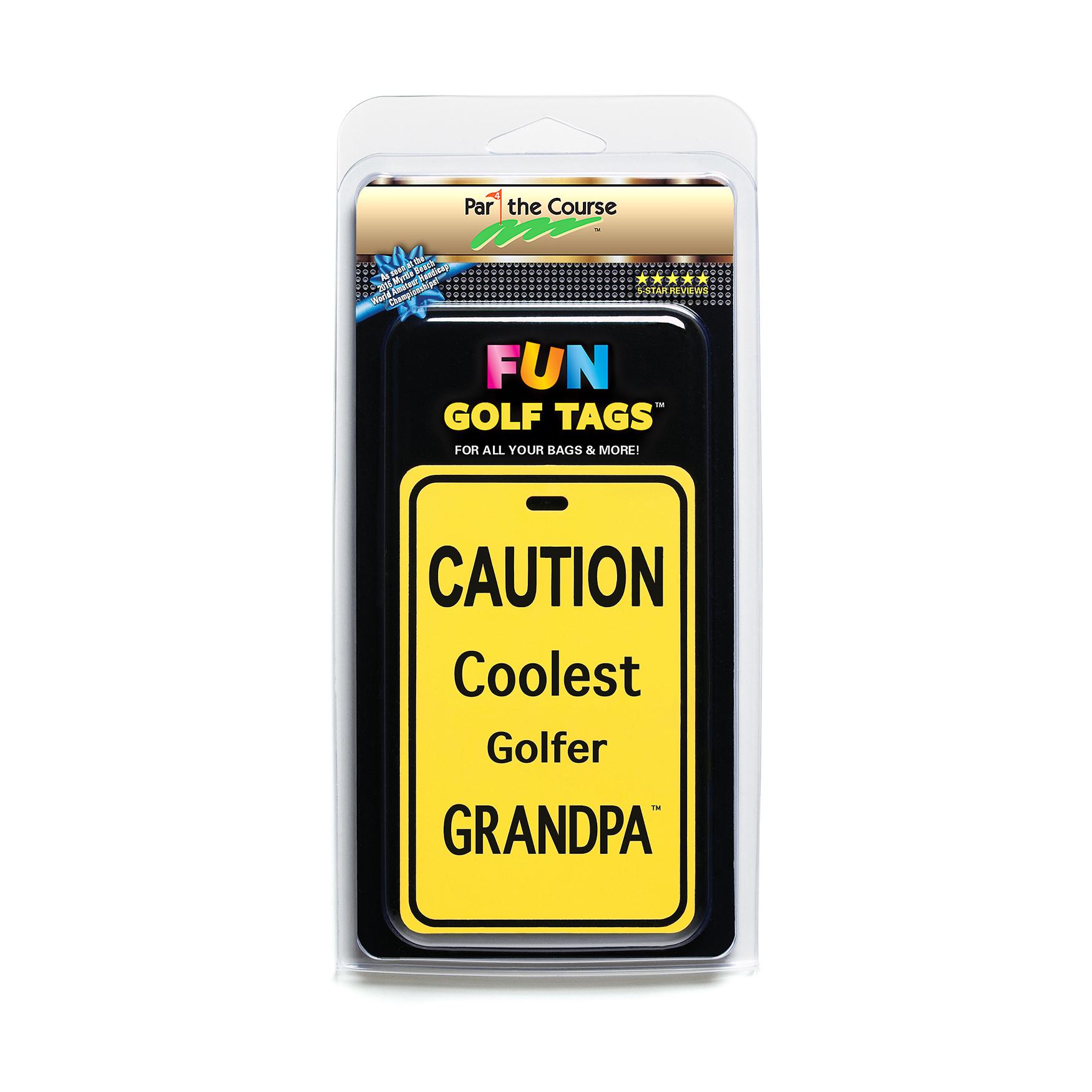 Grandpa Golf Gift