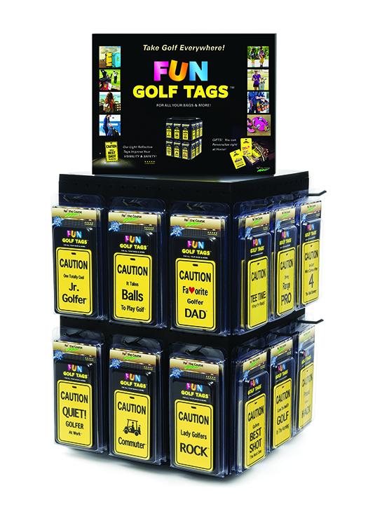 Golf Tag Display1