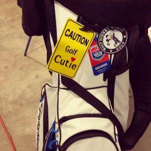 Kids Golf Tags