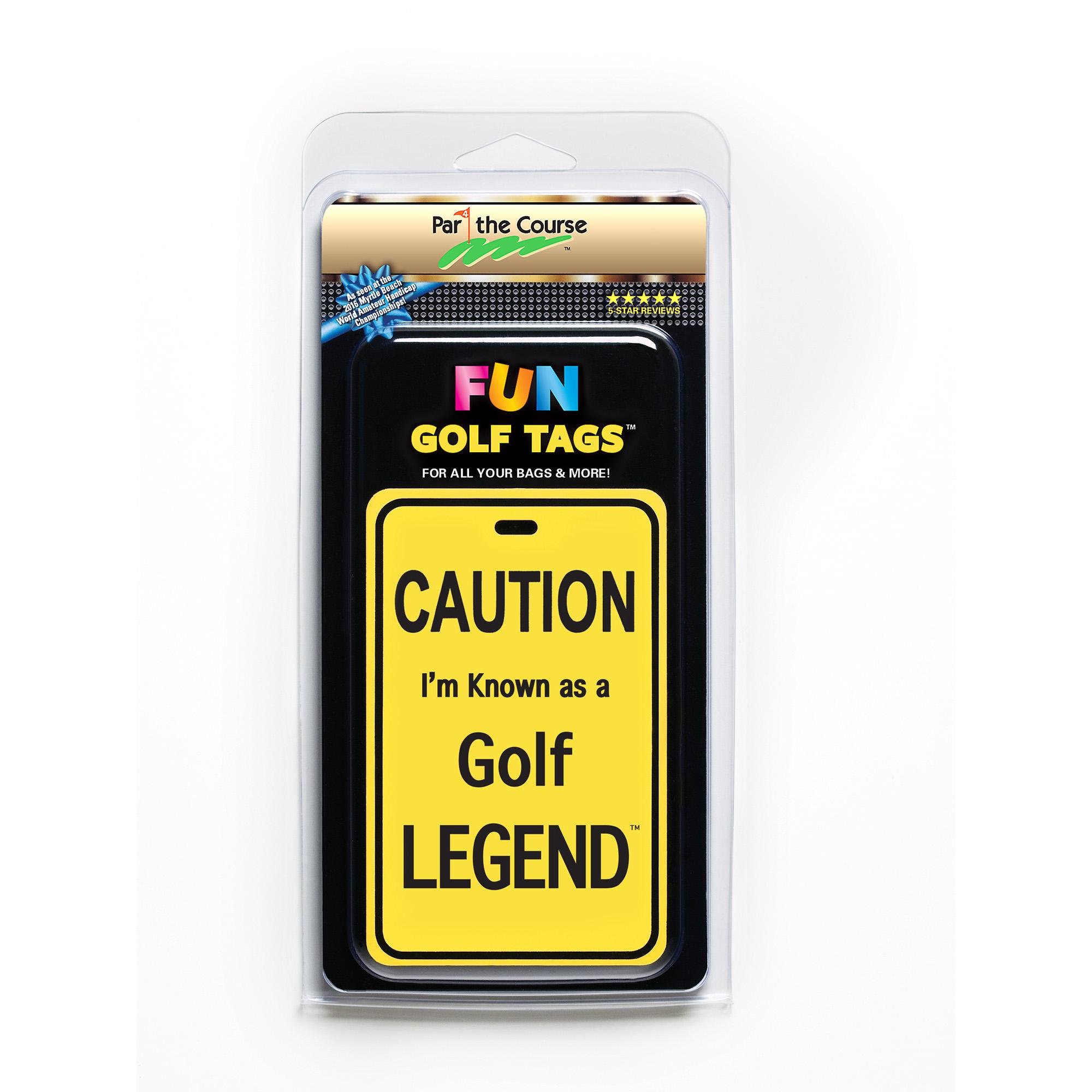 Golf Bag Tags